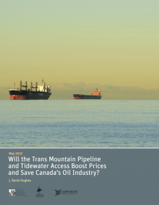 Trans Mountain Pipeline and Tidewater Access Thumbnail
