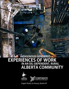 Indigenous Gendered Experiences of Work in an Oil-Dependent, Rural Alberta Community